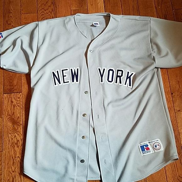 timeless design a50c5 1c541 New York Yankees Mattingly jersey xl